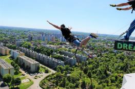 Sosnowiec Atrakcja Dream Jump Żyleta Sosnowiec