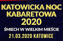 Katowice Wydarzenie Kabaret Katowicka Noc Kabaretowa