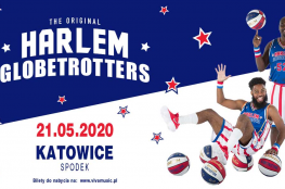 Katowice Wydarzenie Widowisko Harlem Globetrotters