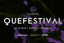 Katowice Wydarzenie Koncert QUEFESTIVAL 2019